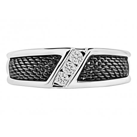 """""""Seattle"""" Ring Design"""