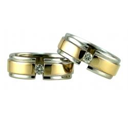 Diamond Tower Rings