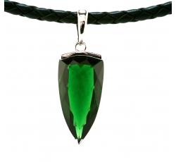 Dublin Trillion Necklace
