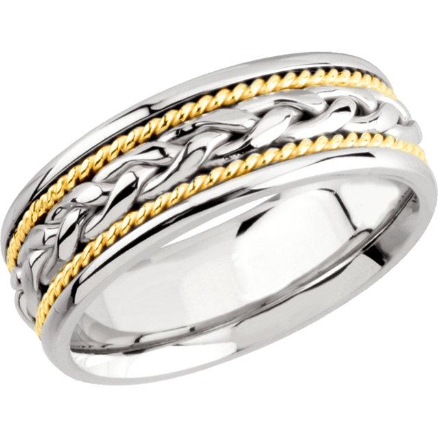 Wilton Unique Wedding Ring