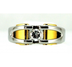 Modern Diamond Ring Design