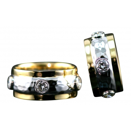 Marquis Cigar Band Rings