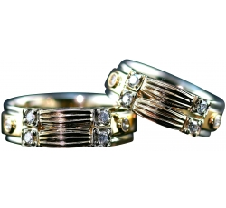 Inheritance Diamond Band Rings
