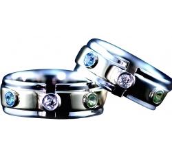 Paramount Diamond and Gem Band Rings