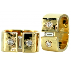 Grand Diamond Band Rings