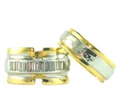 Mix n Match Diamond Band Rings