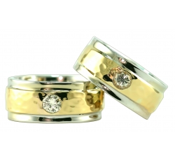 Sovereign Solitaire Diamond Rings