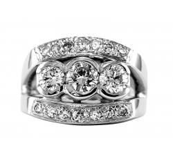 Diamond Stacking Ring Design