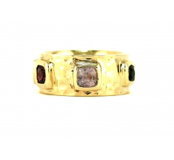 Etruscan Sapphire's Band Ring