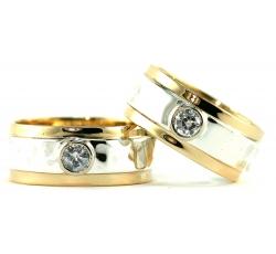Paramount Gold 1 Bezel Ring Design