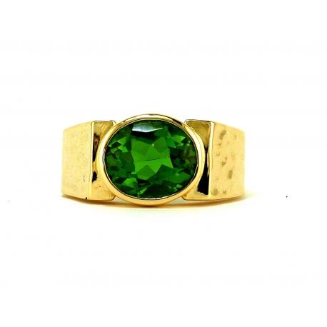 Zultanite Ring