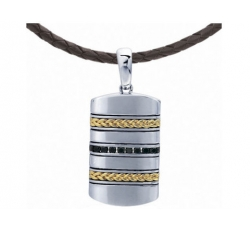 Mojave Tag Necklace