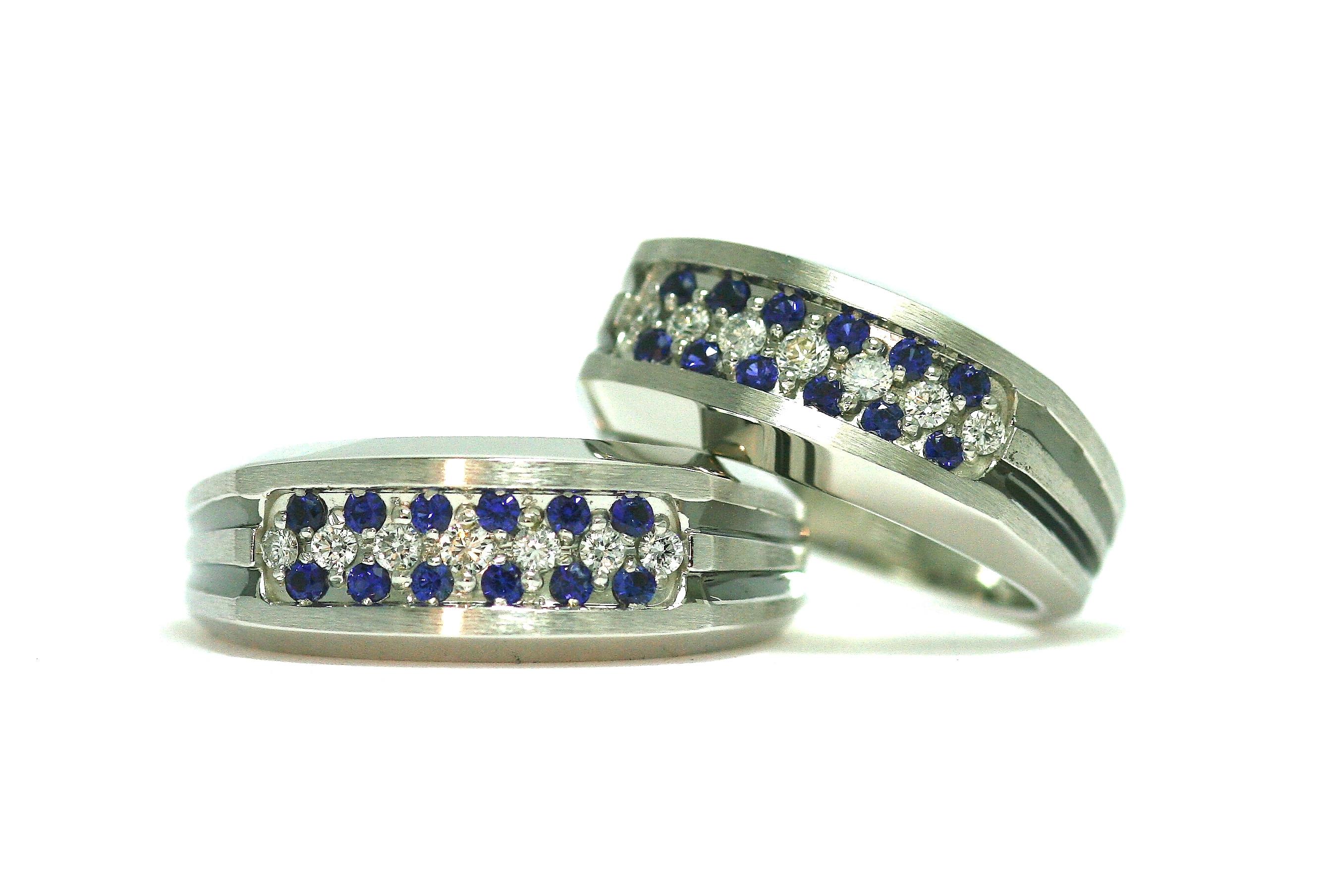 Gay Custom Wedding Ring