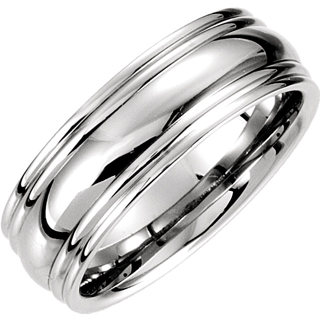 Platino Platinum Wedding Ring